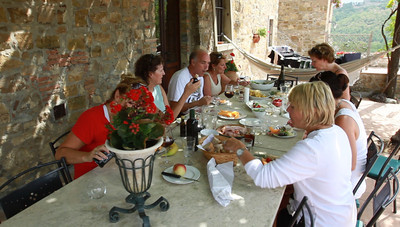 2011 Vacation Italy with Sarah Edwards