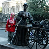 Molly Malone and young pal