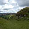 rolling Irish hills