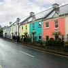 streets of Dún Laoghaire, near Dublin
