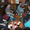 musicians at neighborhood pub