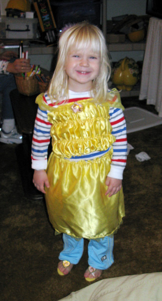 What a beautiful princess!