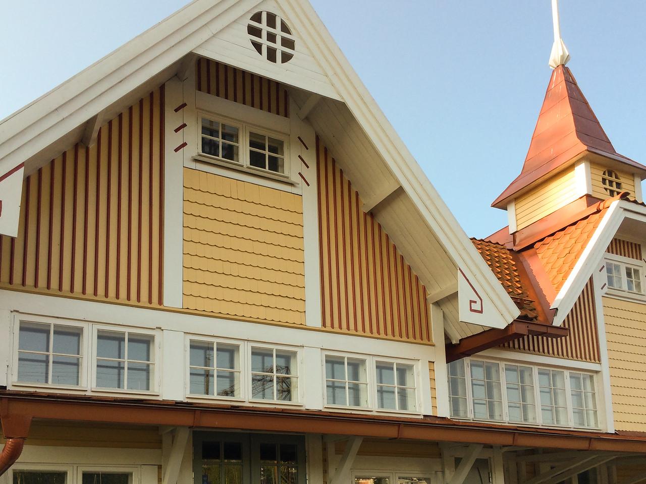 Espoo Train Station