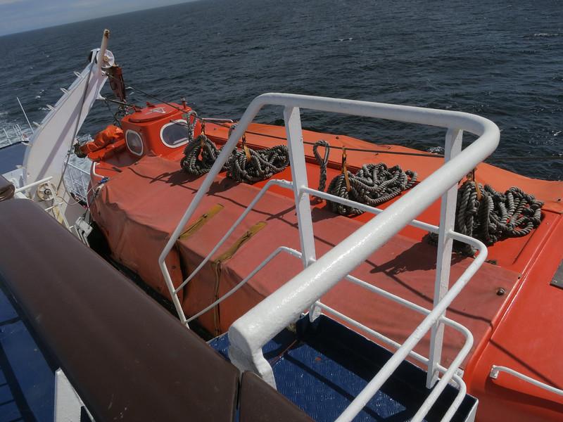 Emergency craft.