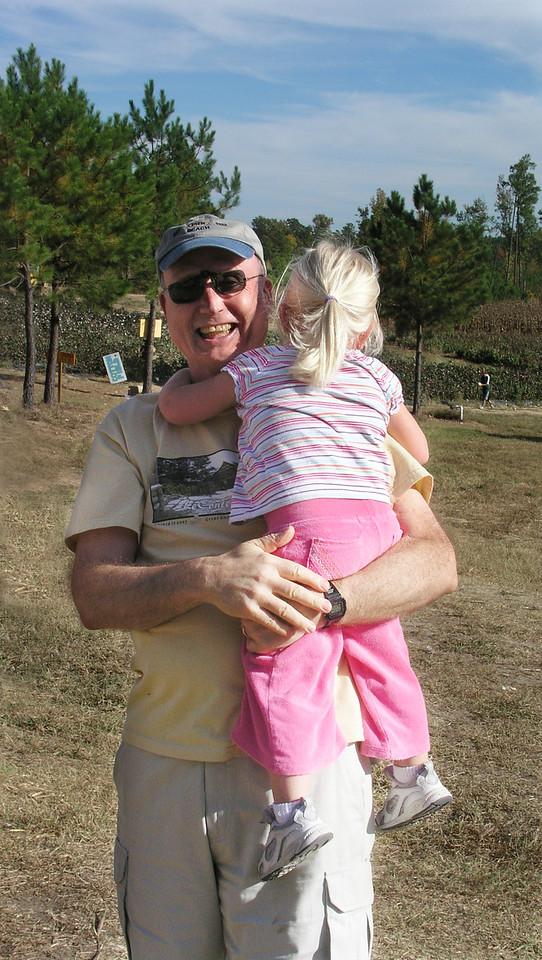 A big hug for MY Papa!