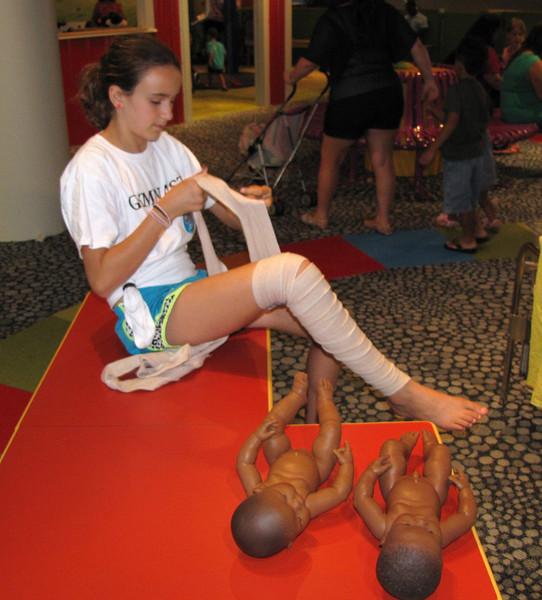 Marbles Kids Museum<br /> June 13, 2013