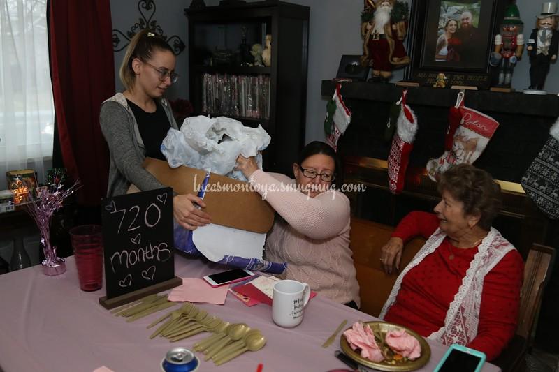 Kathy's Birthday - 2018