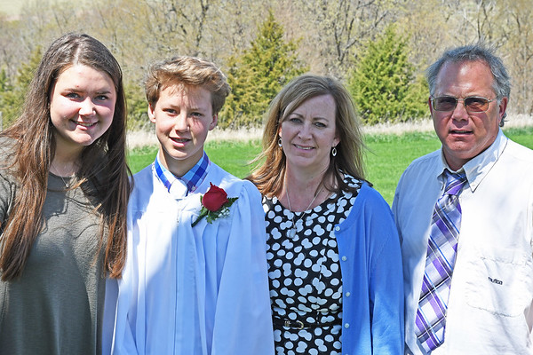 Kyle's Confirmation