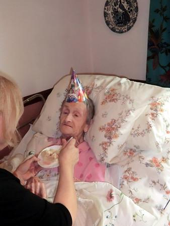 Lieske Klijs 91 Years