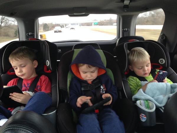 Road trip to Indianapolis Children's Museum