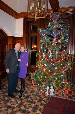 Graham & Marina's Beautiful Christmas Tree 2016