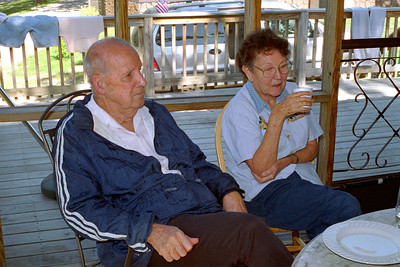 Floyd and Lela, Lake Ozark, Mo - Aug. 2004