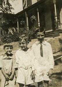 Anthony De Bello, Roy Moore , Dominick Barletta  7-19-1936