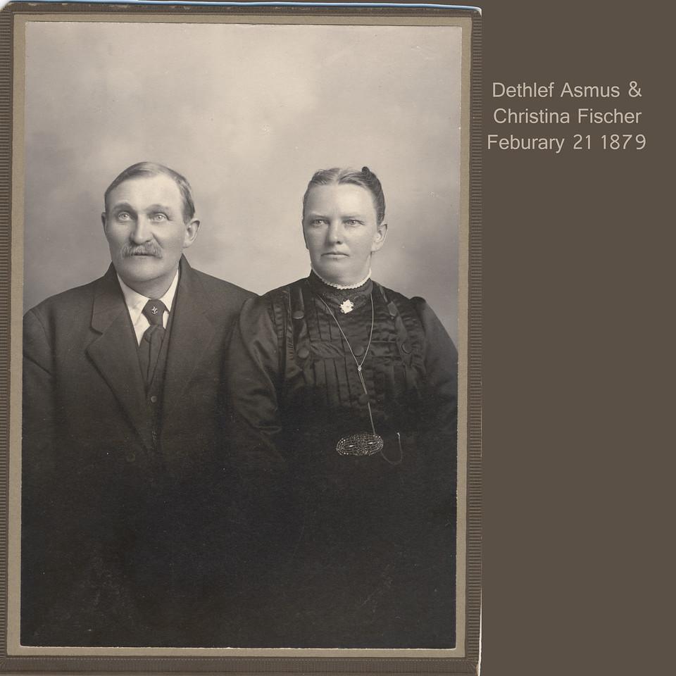 Jon's Great Great Grandparents