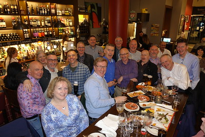 Old Edwardians 36 Year Reunion Easter Weekend