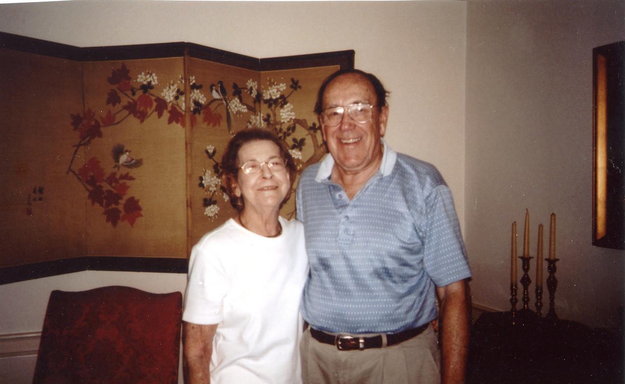 Jack and Margaret Strange Jordan