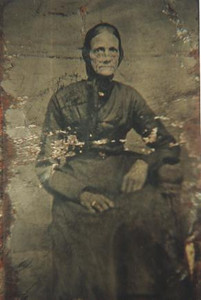 Cecila Pickett Wood b. ~1835
