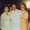 Three at Kathy & Don Wed