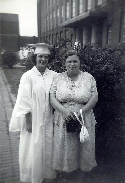 Doris&Maude Grad Day