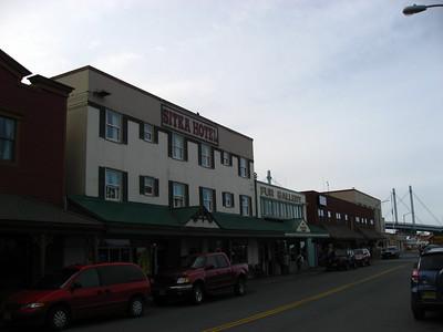 Downtown Sitka