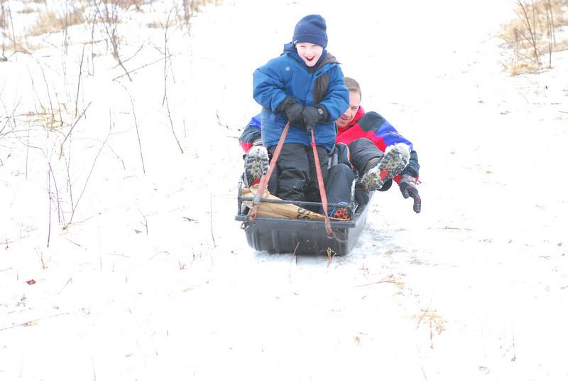Sledding at Doc's 02-01-09 218