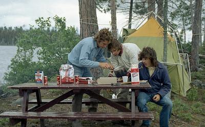 Canada Fishing  1973