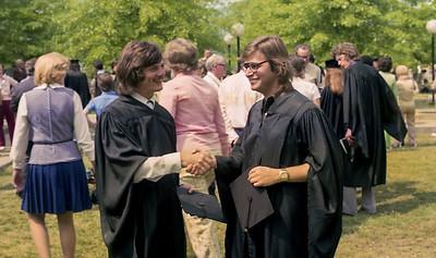 Delhi Graduation - 1974