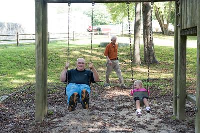 Breedlove Family in the Fall