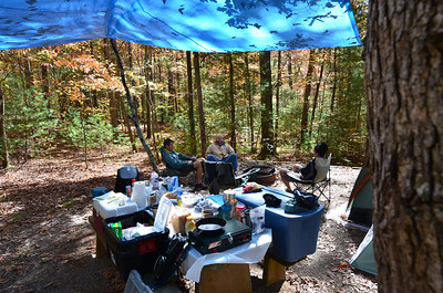 Camping in 2012