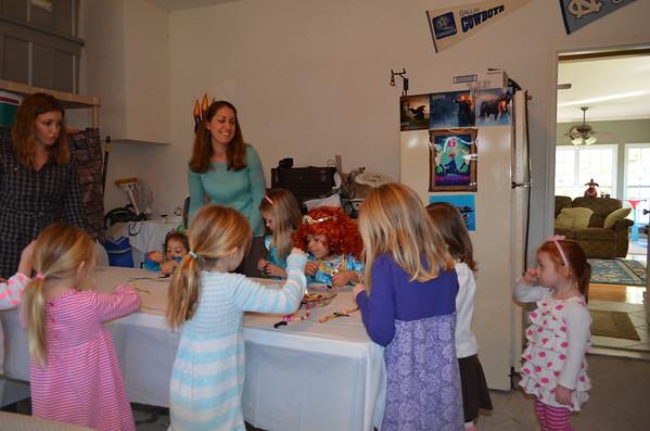 Bridget's Birthday, 6th 25