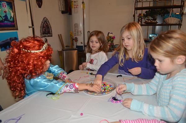 Bridget's Birthday, 6th 18