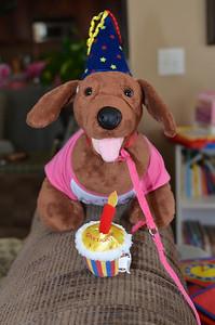 Bridget's Birthday, 6th 8