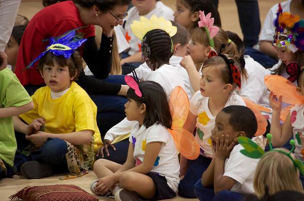 Bridget's school program 2