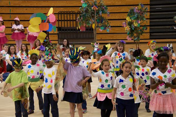 Bridget's school program 19