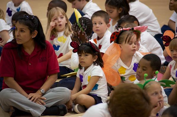 Bridget's school program 7