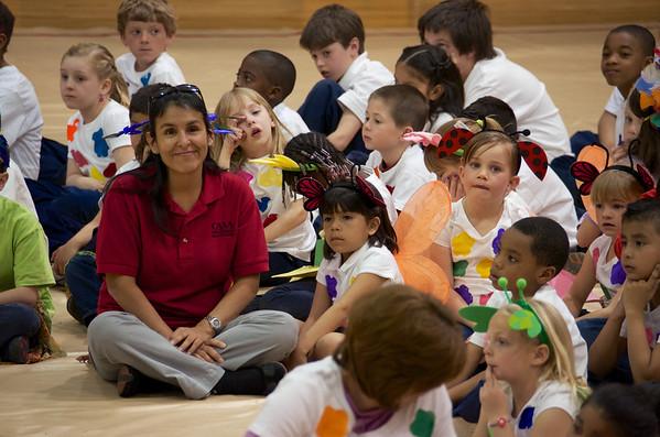 Bridget's school program 8