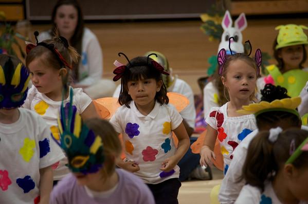 Bridget's school program 25