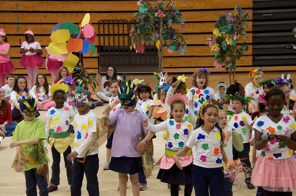 Bridget's school program 20