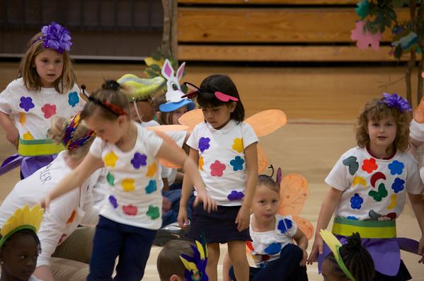 Bridget's school program 9