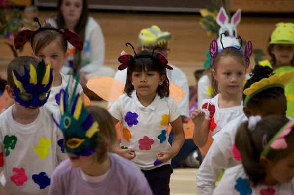 Bridget's school program 23