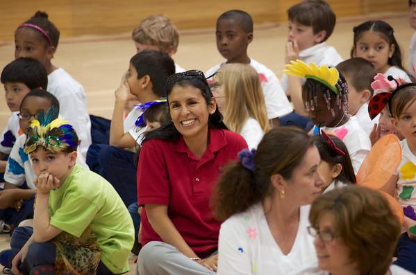 Bridget's school program 6
