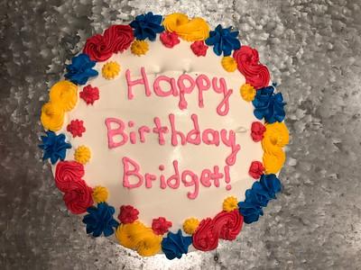 Bridget's 12th Birthday
