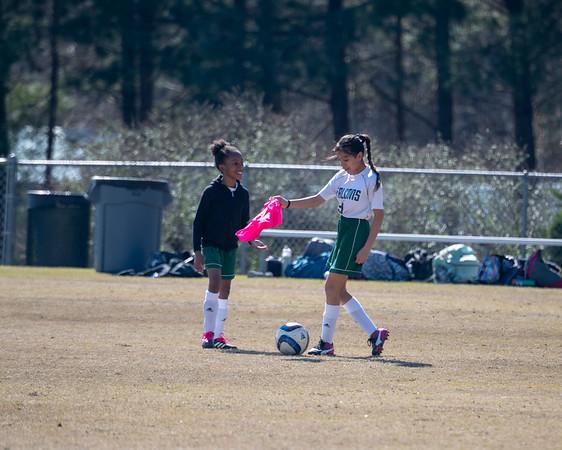 Falcons vs St. Timothys 3-19-2019