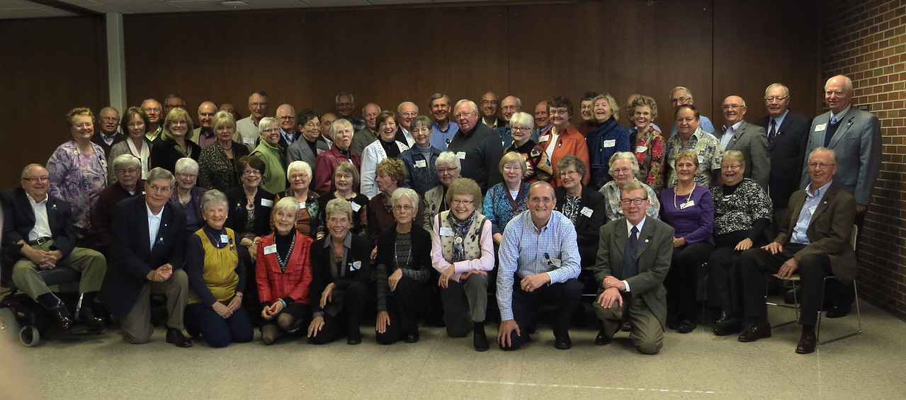 Class of 1963<br /> October 18, 2013