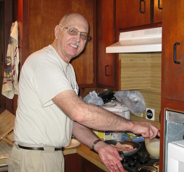 Pancake Master Chef<br /> February 3, 2008