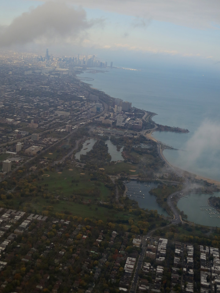 Omaha - RDU thru Chicago