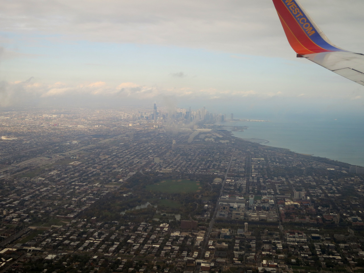Omaha - RDU thru Chicago
