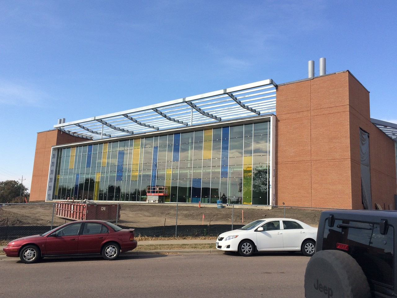 The Froiland Science Complex