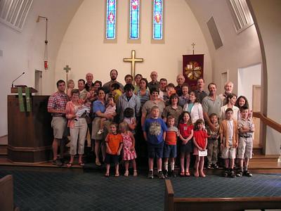 Thompson Reunion 2005