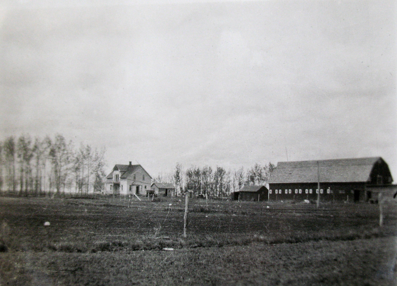 ND Cleven Farm<br /> c. 1900